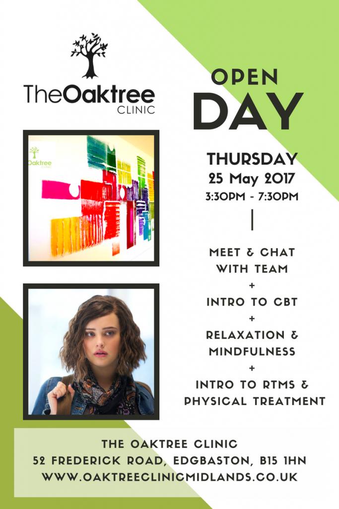 Oaktree Open Day