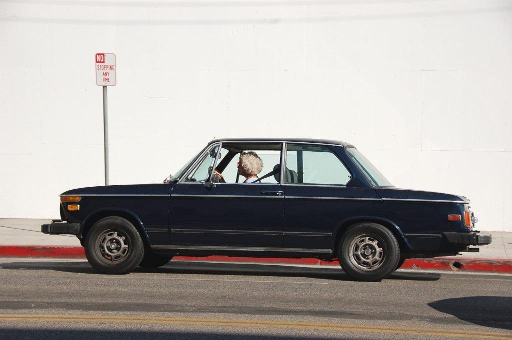 Older Adult, Driving