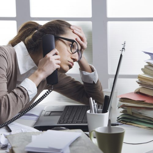 BLOG: How to Combat Work-Related Stress